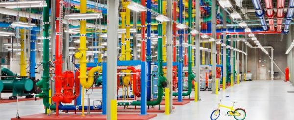 Google показал общественности свои дата-центры