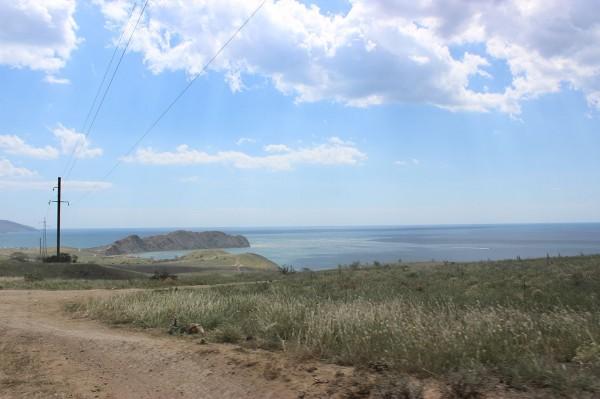 Тихая бухта, Коктебель, Крым, Украина